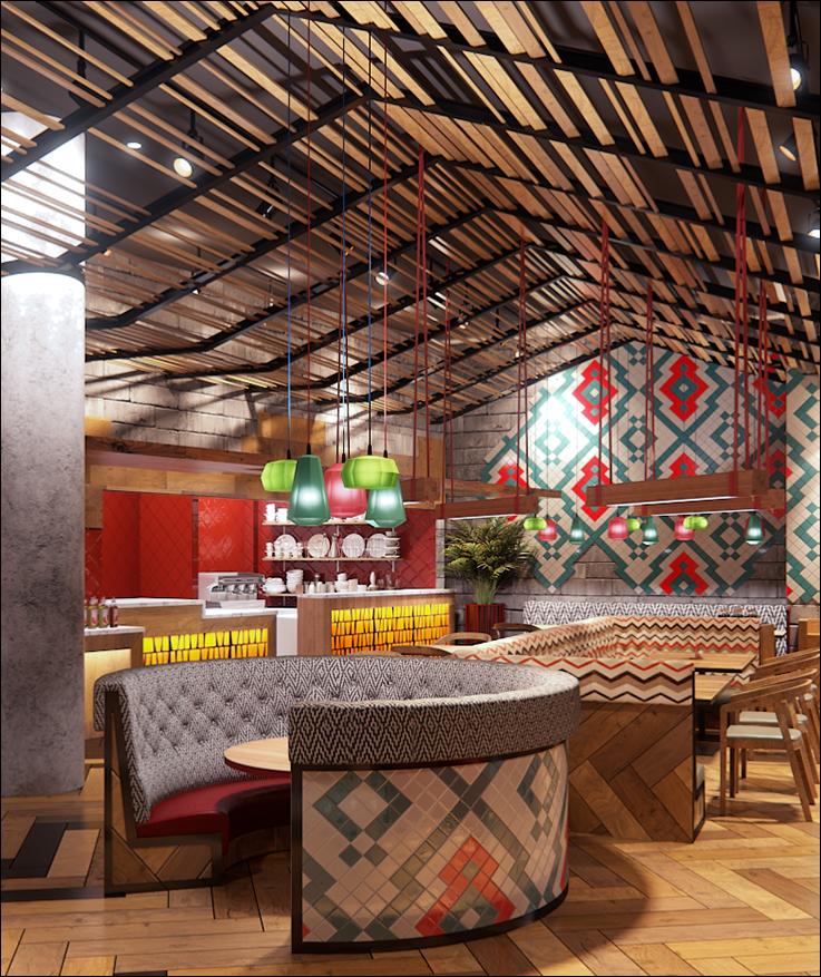 Architectural visualization studio for Hotels in motor city dubai